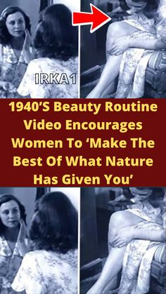 """The video – irritatingly narrated by a man – began with the simple process of bathing. The woman featured in the video dons her shower cap and steps in the shower and uses the simple ingredients of soap, water, a facecloth, and a body brush. With no branded exfoliating creams or shower gels, the act of simply brushing and soaping up the skin acts as an """"invigorating workout"""" that removes dead skin, dirt, and dried sweat, and also """"stimulates the skin and wakes it up all over."""""""