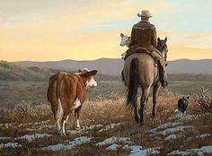 cowboys art