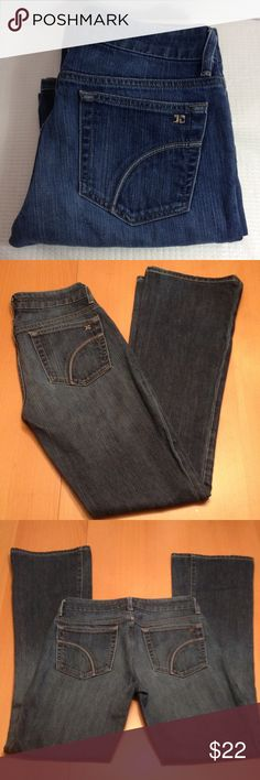 "Joes boot cut jeans Nice jeans, 31"" inseam, good condition, cotton & elastane blend material Joe's Jeans Jeans Boot Cut"