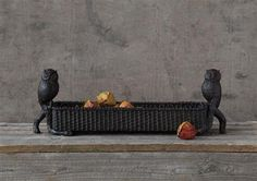 Decorative Resin Tray w/ #Owls #home #decor