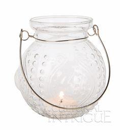 Clear Hanging Jar (Nouveau design)