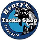 Henry's Tackle Shop logo www. Henrystackleshop.com #Fishing #Pinit #Angling Gone Fishing, Fishing Rods, Tackle Shop, Shop Logo, Dublin Ireland, Shopping, Fishing, Fishing Poles