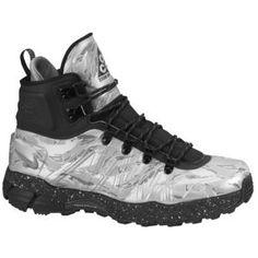 ... Nike ACG Zoom Meriwether Boots - Mens - Metallic  SilverBlackStealthMetallic