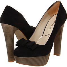 Pantofi cu platforma si toc patrat Romantic Soles Jackie