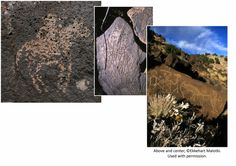 The Mesa Prieta Petroglyph Project (MPPP), organized in 1999, seeks  to preserve petroglyphs on Mesa Prieta through the education of the local community and recording what may be well over 75,000 images on the mesa.