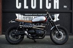 triumph scrambler clutch custom motorcycles paris 4h10.com