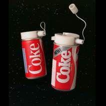 Coca-Cola nello spazio