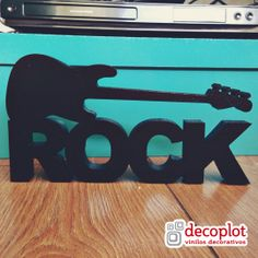 Modelo Rock / Decoplot Vinilos Decorativos