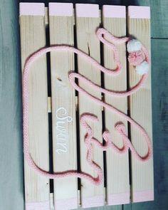 4 vind-ik-leuks, 1 reacties - hart'monie creation Handmade (@hartmonie.creation) op Instagram: 'Cadre en bois - cygne pour une petite Swan ❤ #palette #decorationinterieur #decoration #hartmonie…'