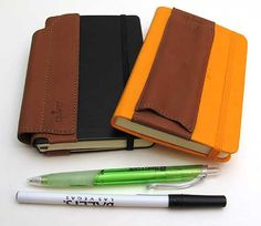 Quivers for notebooks and journals