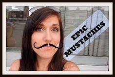 So Much Facial Hair!!  // Channel Elle