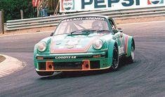 """Kremer Porsche 934 at the 1976 """"ADAC Supersprint"""""""