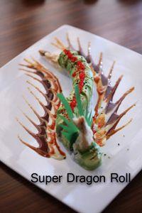 dragon roll