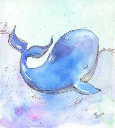 Арт Shinobu — Здесь обитают киты