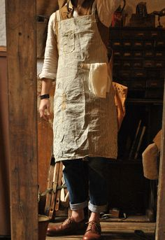 Cool Apron by Adequate Japan