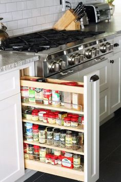 40+ Awesome Small Kitchen Ideas For Big Taste - Page 12 of 42