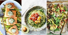 A mid-week get together is the ideal way to catch up with girlfriends. But if you fancy branching out from your usual pasta dish, get inspiration from our pick of stylish, speedy dishes, perfect for fueling your girl gang. Heavy on taste but light on hassle – think one-pan Thai steak salad and loaded sweet potatoes – these are bound to impress.