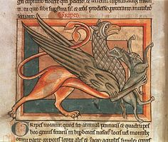 list list 6 mythical monsters Griffin carries its prey Ancient Art, Ancient History, Art History, Ancient Greek, Medieval Life, Medieval Art, Medieval Manuscript, Illuminated Manuscript, Aberdeen