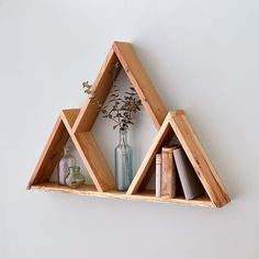 Excellent home decor diy detail are available on our web pages. Have a look and … Excellent home decor diy detail are available on our web pages. Rustic Wall Shelves, Diy Hanging Shelves, Rope Shelves, Floating Shelves, Shelf Wall, Small Wall Shelf, Shelving Decor, Unique Shelves, Ikea Shelves