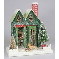 Cody Foster Christmas House - Woodland Cottage