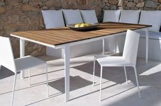 Carpino Outdoor Table - B&B Italia Outdoor | Tomassini Arredamenti
