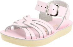 Salt Water Sandals by Hoy Shoe Strappy Sandal (Toddler/Little Kid/Big Kid/Women's) >>> Hurry! Check out this great product : Girls sandals