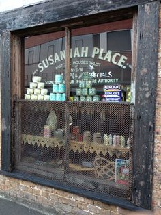 Susannah Place Museum in Sydney, NSW