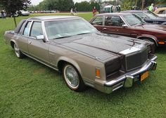 https://flic.kr/p/fCK3KS | New Yorker | Chrysler made some beautiful looking cars in the late 70s early 80s. The craftmanship was lacking, unreliable and inferior materials. Sad, because the St. Regis, Mirada and newer 5th Avenue were nice to look at, plagued with poor quality throttle body and rusting metal. Glad to see survivors