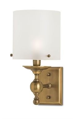 hanging wall sconce light