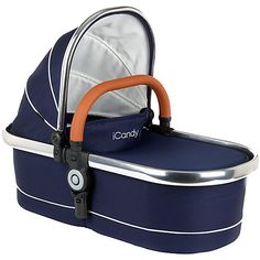 iCandy Peach Carrycot, Royal http://www.parentideal.co.uk/john-lewis---icandy-peach.html