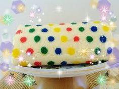Resultado de imagen para cute swiss roll cake