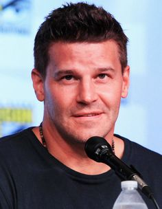 David Boreanaz. He is so hot.Please check out my website thanks. www.photopix.co.nz