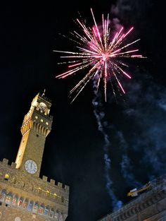New Year's Eve in Florence