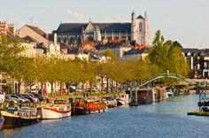 Nantes, la ciudad hipsterNantes  (Oeste de Francia)