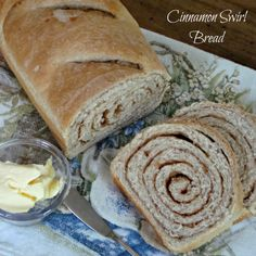 Carrie's Experimental Kitchen: Guest Blogger-Cinnamon Swirl Bread from Chocolate, Chocolate and More