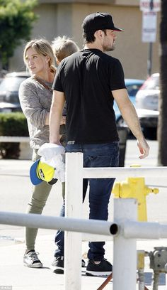 Side by side:Hilary Duff and Mike Comrie have not been seen together for months. The exes...