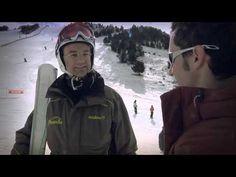 Esquí y meteorología.  Reportaje de la relación que hay entre practicar un deporte o afición como es el esquí con los fenómenos meteorológicos