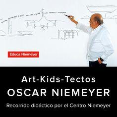 Art-Kids-Tectos: recorrido didáctico por el Centro Niemeyer