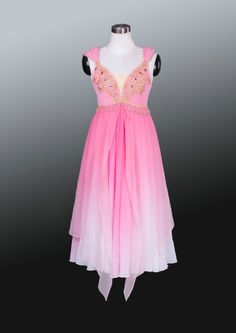 Girls Pink Ballet Tutu Long Skirts Adult Chiffon Skirt Dance Costumes Fow Show Fairy Wear Adult Romantic Tutu For Show AT1161