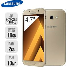 Samsung A320 Galaxy A3 (2017) LTE 16GB #gold #dorado #Samsung #Galaxy #nuevo #oferta https://www.intertienda.es/tienda/moviles/samsung-a320-galaxy-a3-2017-lte-16gb-gold/