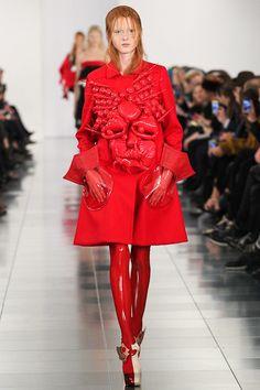 John Galliano makes his debut at Maison Martin Margiela // Spring 2015 Couture #MargielaMonday