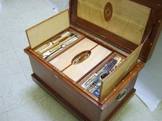 Toolbox - Reader's Gallery - Fine Woodworking #finewoodwork