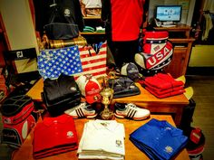 Cutter & Buck Ryder Cup Apparel st Chevy Chase CC