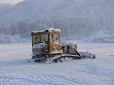 Oymyakon - Sibéria Rússia
