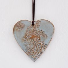 Home Decor handmade hart shape wall décor by light4you on Etsy