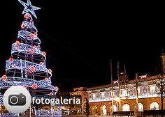 Iluminaçoes de Natal na Póvoa de Varzim