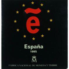 2000 Peseten Silber EU Präsidentschaft UN