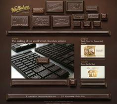 Site de Chocolate... YUMMY YUMMY