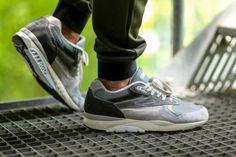 GARBSTORE × REEBOK VENTILATOR SUPREME FLAT GREY/TIN GREY/RIVET GREY #sneaker