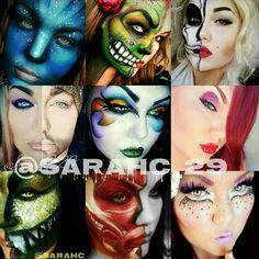Awesome makeup!!